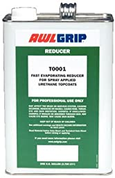 Awlgrip TOPCOAT REDUCERS