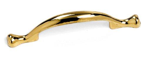 Laurey 54337 Celebration 3-Inch Pull, Polished Brass