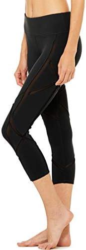 ヨガウェア ヨガパンツ高弾性速乾性ハイウエスト薄いランニングフィットネス女性ハイウエスト速乾性ランニングパンツおなかコントロールパワーストレッチヨガレギンス