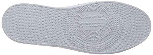 Tommy Hilfiger Damen Tommy Jute City Sneaker, Blau (Midnight 403), 39 EU 4