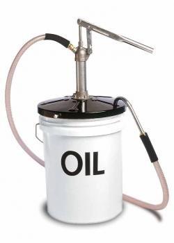oil 5 gallon pump - 5
