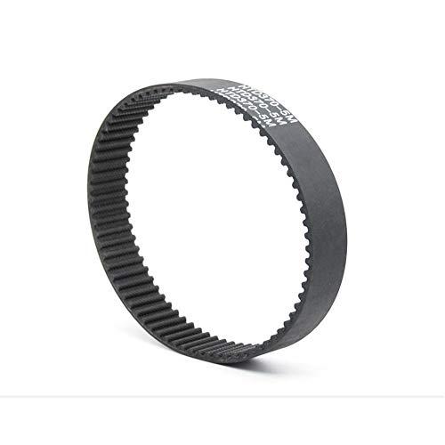 HTD 5M Close Loop Pulley Timing Belt Perimeter 170-37000mm Width 15//20//25//30//35mm