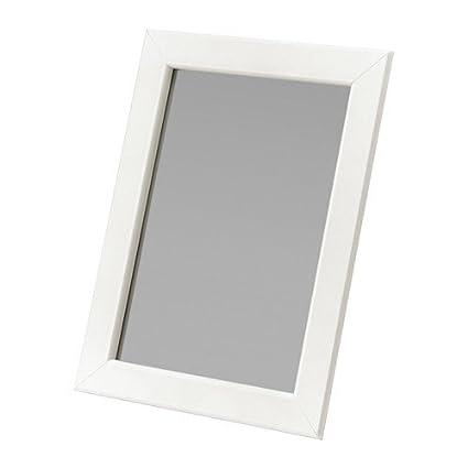 ; 2 Stück Bilderrahmen Fotorahmen IKEA RIBBA Rahmen in weiß; 23x23x4,5cm