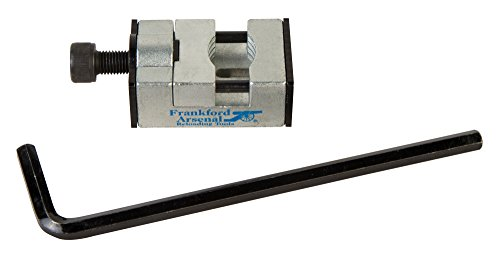 Platinum Series Case - Frankford Arsenal Platinum Series Stuck Case Remover with Adjustable Cartridge Sizing Clamp for Use with Reloading Press
