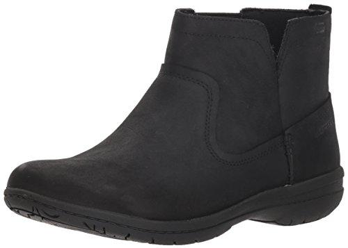 Merrell Women's Encore Kassie Waterproof Fashion Boot, Black, 8 M US
