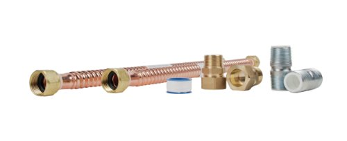Flexible Copper Water Connectors - Camco 10533 18