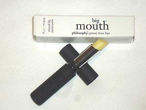Philosophy Big Mouth Prime Time Lips Lip Primer - New in Box - .06oz