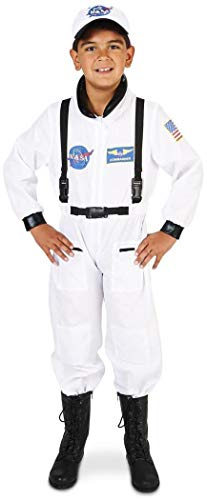 Dream Weavers Costumers White Astronaut Child Costume