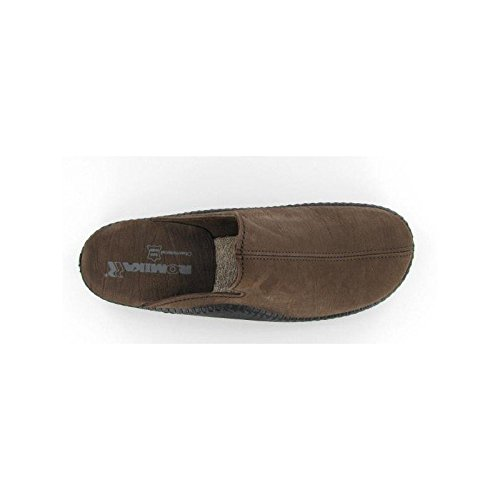 Mules homme cuir Mokasso 202 -