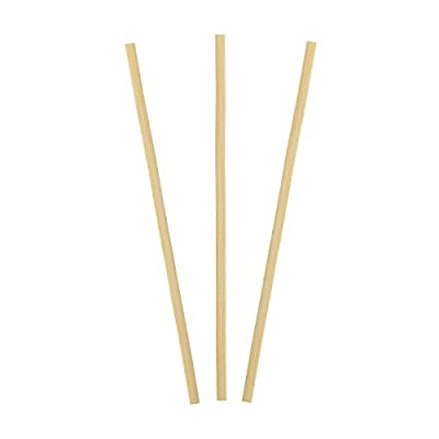 """Royal 7"""" Bamboo Coffee Stirrers, Package of 500"""