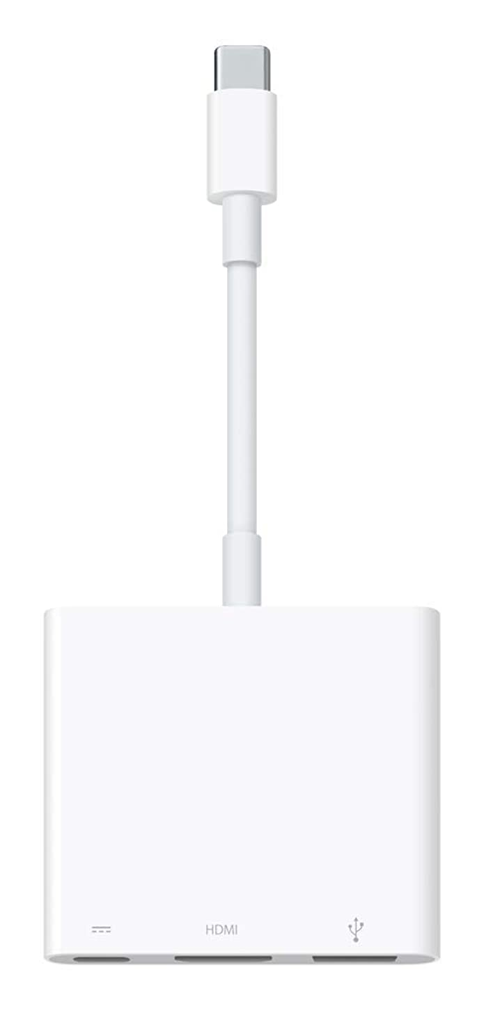 Apple Usb-c Digital Av Multiport Adapter-ame