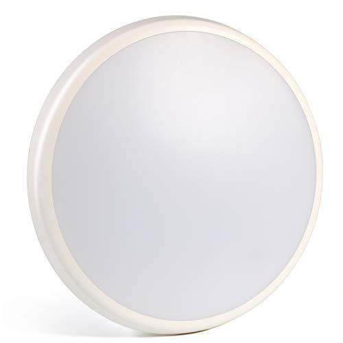 (Awanber LED Flush Mount Thinnest Ceiling Light Fixture, 20W 12
