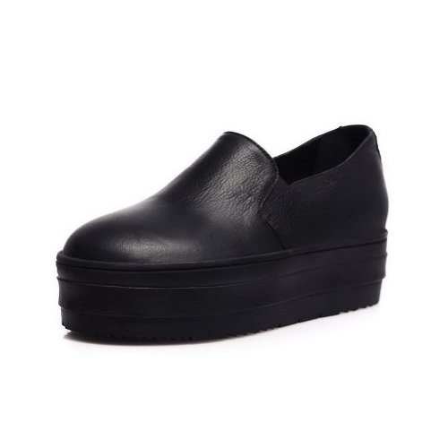 Soft Hilfiger Pumps Solid Tommy VogueZone009 Platform Black Material Kitten Womans Toe Closed with Round Heel wx480qpn