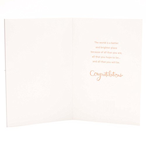 Hallmark Graduation Greeting Card (All That You Will Be) Photo #3