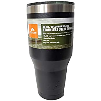 ac654d06ee0 Amazon.com | Ozark Trail 40oz. Vacuum Insulated Stainless Steel ...
