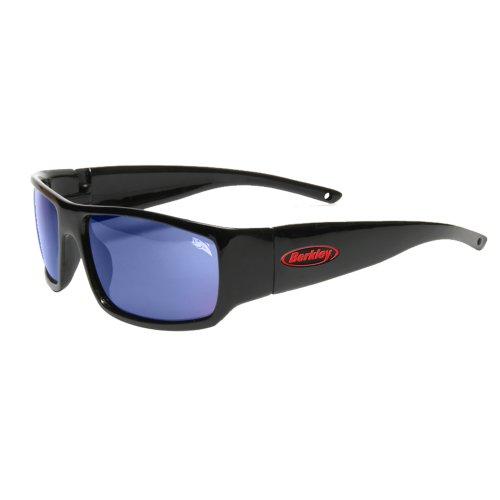 Berkley Frying Sunglasses Smoke Blue Mirror
