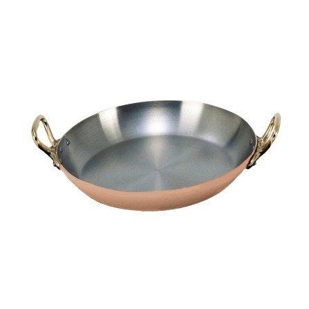 De Buyer 6449.12 Copper Paella Pan - 4 3/4''