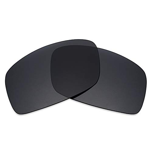 - Mryok Polarized Replacement Lenses for Oakley Square Wire 2 (2014) - Stealth Black