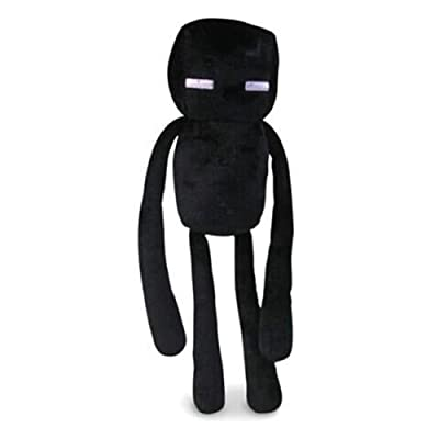 "New Minecraft Plush Enderman 10"" Tall Toy Mojang Stuffed Animal USA Shipper by Thailand"