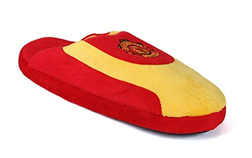 Manchester United Shoes - MAU07-3 Manchester United - Large - Happy Feet Mens and Womens Low Pro Slippers