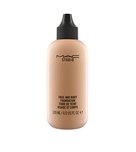 MAC Face and Body Foundation C4 - 120 ml (Best Mac Foundation For Dry Combination Skin)