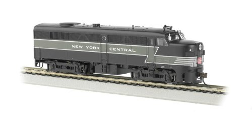Bachmann Industries Alco FA2 DCC Ready Diesel HO Scale New York Central Locomotive -