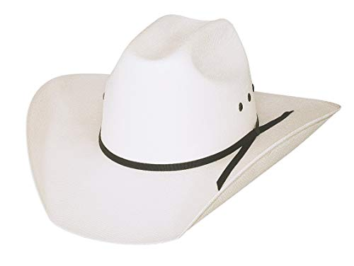 New Bullhide Hats 1033 LIL' PARDNER COLLECTION BACK IN THE SADDLE 10X Cowboy Hat (Certified Refurbished)