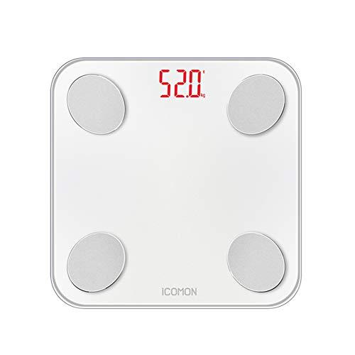 Yzpyd Wjq Body Fat Monitor Weigh Balance Smart Body Fat Scale Intelligent Data Analysis APP Control Digital Weighing Tool