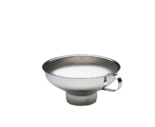 Kuechenprofi 18/10 Stainless Steel Jam Funnel
