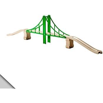 IKEA - LILLABO 5-piece track and bridge set (Set D)