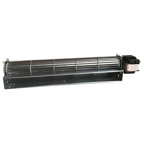 Motor Ventilador tangenziale para estufa de pellets 42 W TG6 360 mm emmevi fergas - Made in Italy: Amazon.es: Hogar