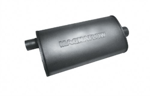 MagnaFlow Performance Stainless Satin Finished Muffler (11225) ()