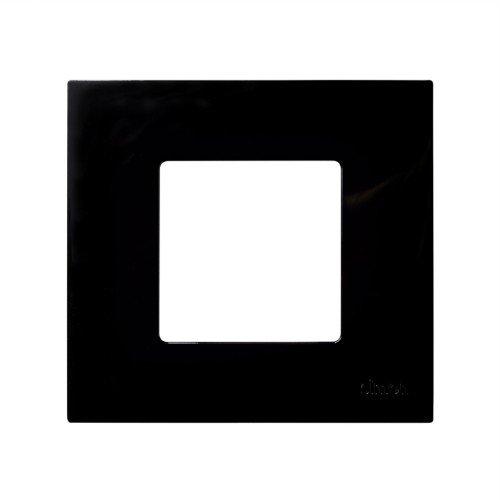 Simon 2700617-071 funda 1 elemento negro Ref 6552790261