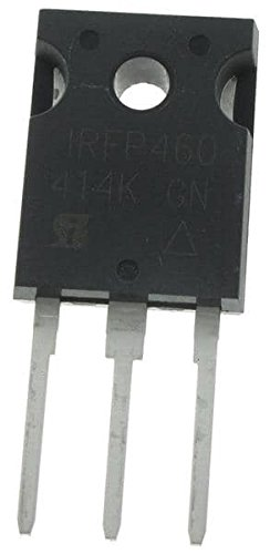 MOSFET N-Chan 500V 20 Amp (5 pieces)