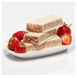 Proti Kind Very Low Carb Strawberry Shortcake Protein Bars, 7 servings, 15g Protein Per Serving