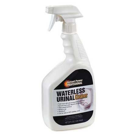 Waterless Urinal Cleaner, Clear, 32 oz. by INSTANT POWER