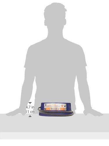 K&H Pet Products Tazón térmico para perros y gatos con recipiente térmico 96 oz. Azul 25W