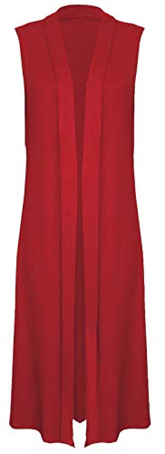 amp ayat Red Cardigan Fashions Lunga Manica Donna Momo 6zCFqUxFw 0ebc3cb4c41