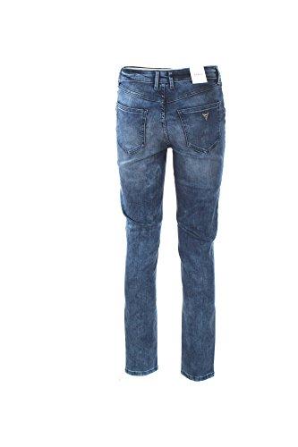 Jeans Donna Guess 32 Denim W81a46 D2za1 Primavera Estate 2018