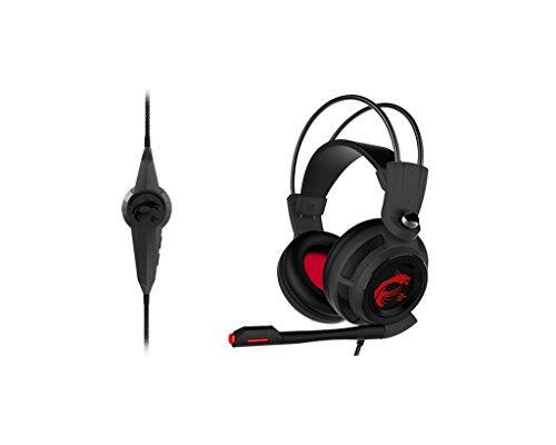 MSI S37 2100910 SV1 Gaming Headset DS502 product image