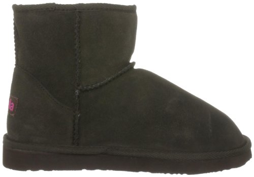 Para Botas Marrn Mini Ukala Mujer Sydney chocolate t41BxB