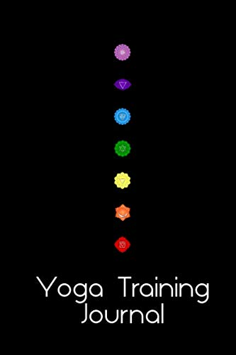 Yoga Training Journal Seven Chakras: A beautiful notebook for yoga trainees and home practice students.  Make it easier to learn as you use the left ... example and the right hand page for notes.