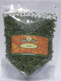 Chives - Cut & Sifted - 1 LB