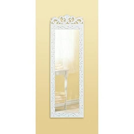 Amazon.com: Gifts & Decor Elegant White Hanging Accent Bed Room Hall ...