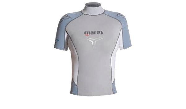 Mares Camiseta Neopreno Azul Claro/Gris S: Amazon.es: Ropa y accesorios