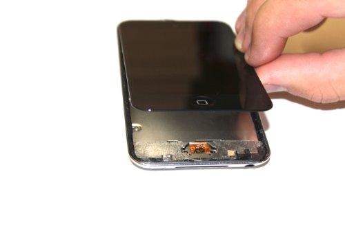 iPod Touch 4th Generation Premium Replacement Screen & Repair Kit- Black