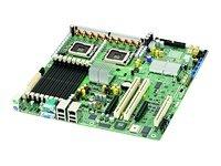 (Intel Server Board S5000VSA - Motherboard - SSI EEB 3.6 - 5000V - LGA771 Socket - UDMA133, Serial ATA-300 (RAID) - Gigabit Ethernet - Video (34820G) Category: Motherboards)