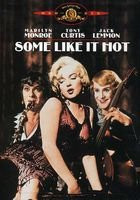 New Mgm Ua Studios Some Like It Hot Comedy Miscellaneous Motion Picture Video Product Type Dvd