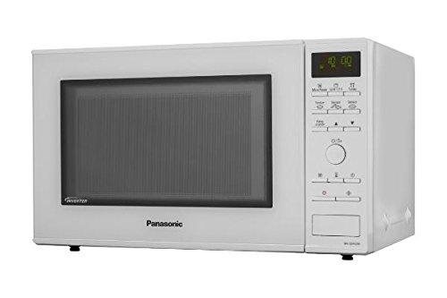 Panasonic NN-GD452WEPG - Microondas (1000 W, 31 litros), color Blanco [Versión Importada]