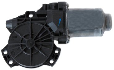 Elantra Hyundai Window Power Regulator (TYC 680050-G Hyundai Elantra Front Driver Side Replacement Power Window Regulator Motor)